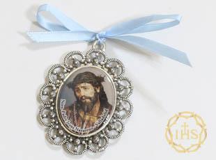 medalla protectora Jesus