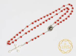 rosario rojo