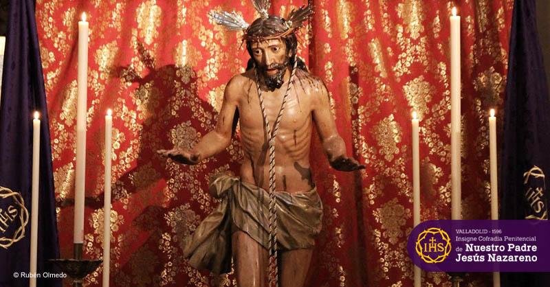 Sagrados Titulares Cristo del Despojo